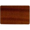 Holzkarten Sapelli mit Laminat