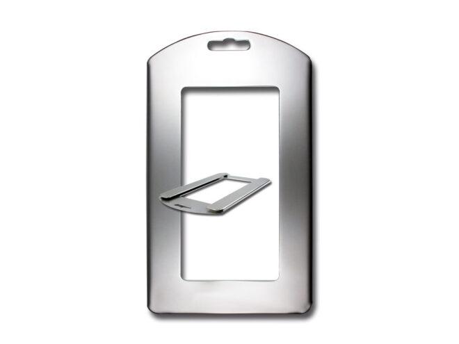 Kartenhalter Metall HF