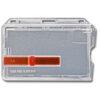Kartenhalter S5 mit 1 Schieber