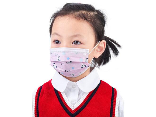 Kindermasken Packung mit 50 Stk.