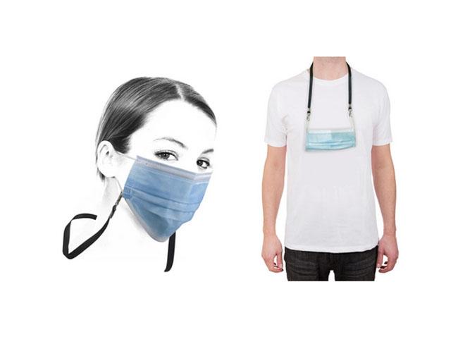 Masken Trage-Lanyard