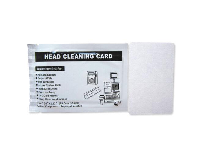 Reinigungskarte für Ticketdrucker