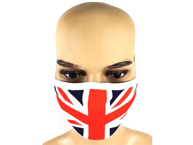 Stoffmaske Ländermasken Großbritannien