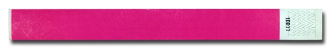 Tyvek-Kontrollarmband (Papierarmband) mit Klebeverschluss 19mm-0