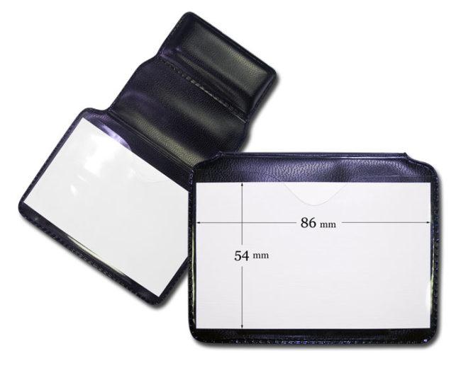 Ausweishülle AWQ26 mit Magnet 54x86mm-0