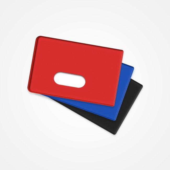 Ausweishülle TF 6 RFID Blocker-3725