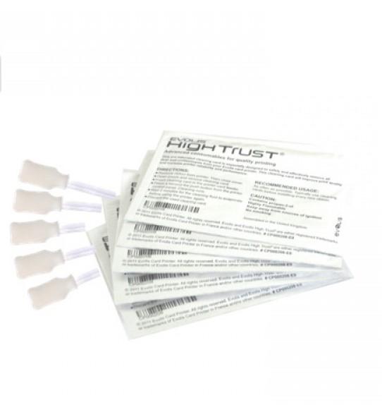 Evolis Pebble / Dualys Cleaning Kit Interha-0