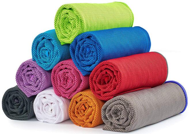 """Cooling Towel Kühlhandtuch """"Interha""""-21882"""