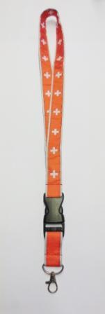 Umhängeband / Lanyard Schwizer Kreuz-0