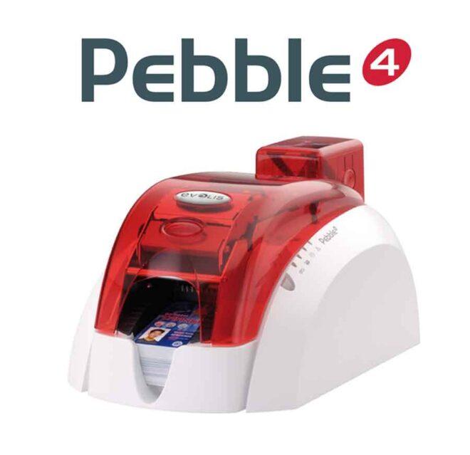 Evolis Pebble 4 - Vermietung-0