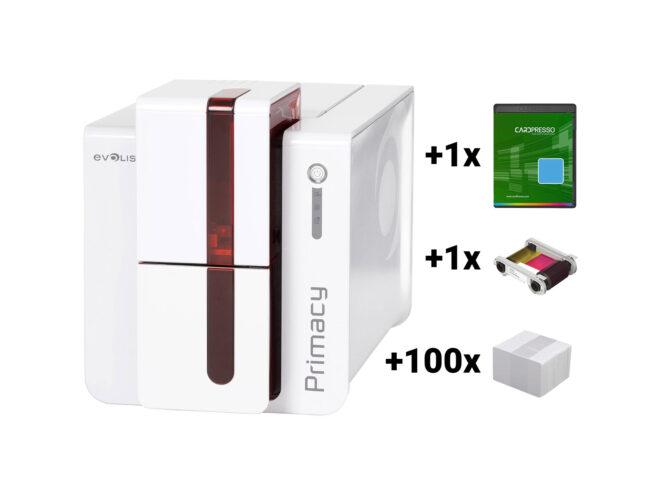Kartendrucker Evolis Primacy Simplex Go Pack