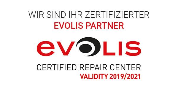 Zertifizierter Evolis Partner