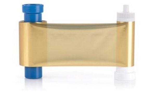 Farbband Gold für Magicard - 1000 Drucke-0