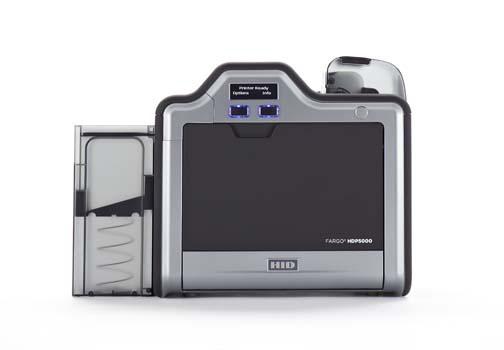 Fargo HDP 5000 - Occasionsdrucker-0