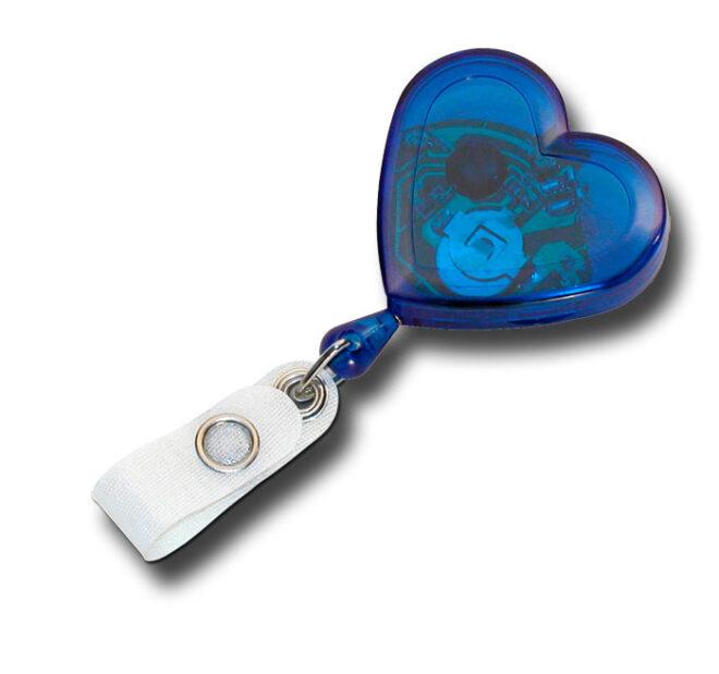 Jojo Herzform mit blinkenden Leuchtdioden -3339