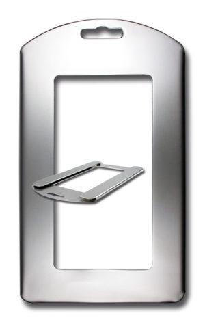 Kartenhalter Metall HF-0