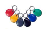 RFID Keyfob Eco mit TK4100 - 125 khz - vers. Farben-0