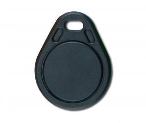 RFID Keyfob Basic mit TK4100 - 125 kHz - Schwarz-0