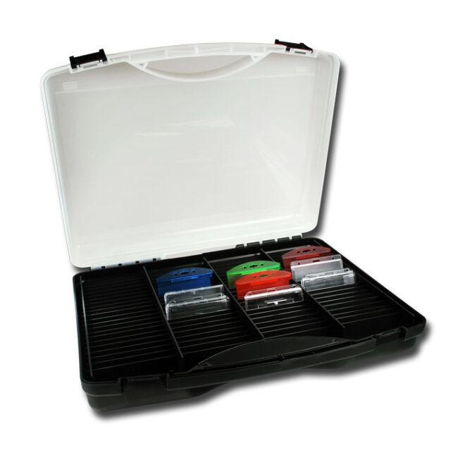 Kartenkoffer -KF03 mit 80 Fächern-0