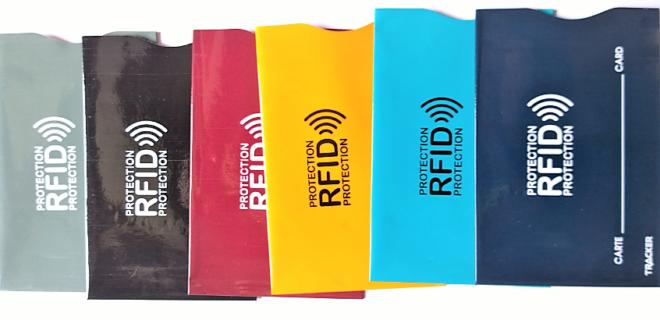 Ausweishülle TF 5 RFID Blocker-0