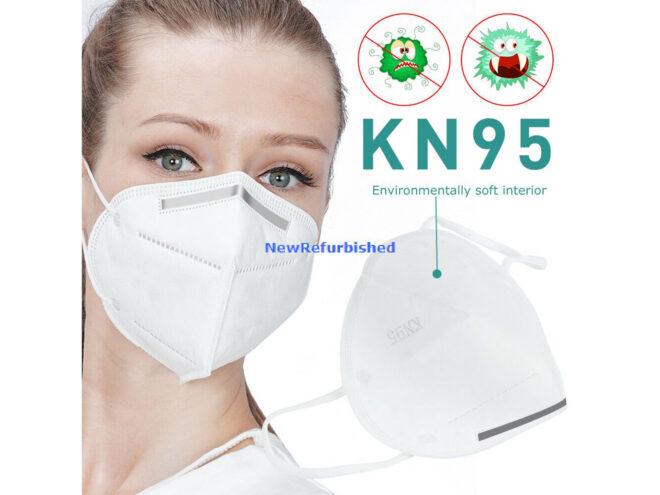 KN95 Community Schutzmaske, Einweg-Staubmaske