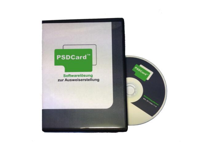 PSD Card Software