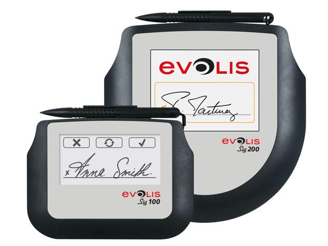 Evolis Sig 200 Signature Pad-2348