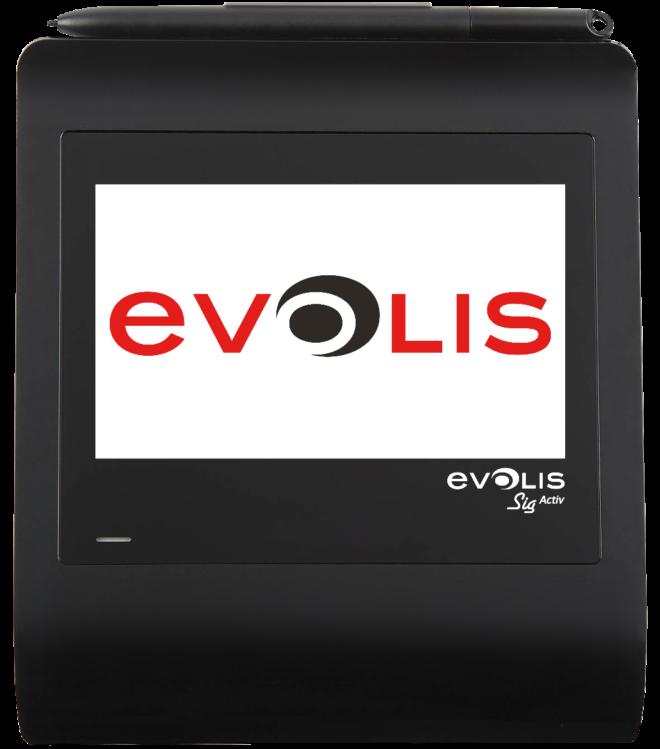 Evolis Sig Activ Signature Pad-21848