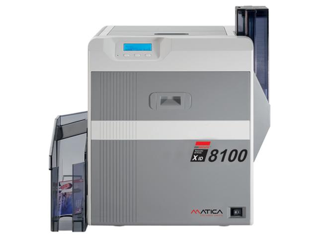 XID 8100 Re-Transfer-Kartendrucker-13447
