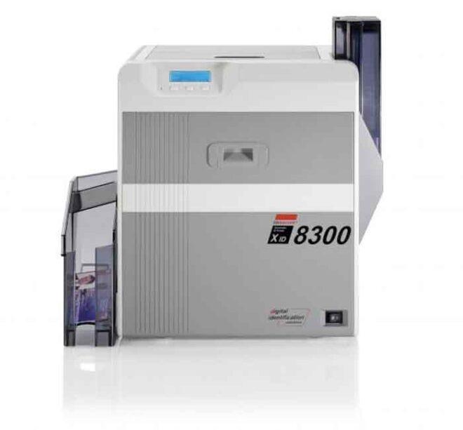 XID 8300 Re-Transfer Kartendrucker-0