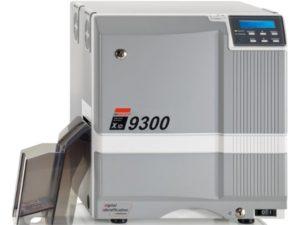 XID 9300 Re-Transfer-Kartendrucker-0